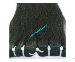 10inch Cheap Human Hair Weave Single Straight