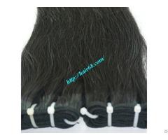 10inch Cheap Human Hair Weave Single Straight