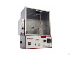 Automatic 45 Degree Textile Flammability Tester