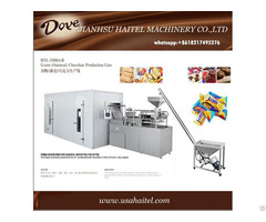 Oatmeal Chocolate Bar Snack Making Machine Line