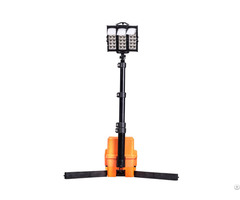 Rechargeable 10000lm Portable Remote Area Light
