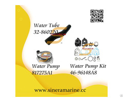 Water Pump Parts For Mercruiser Sterndrive