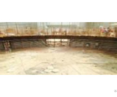 Large Diameter Hydraulic Sliding Form Template Lifting System For Silo Construction