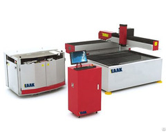 Water Jet Cutting Machine For Stone Glass Metal