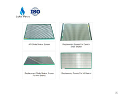 Shale Shaker Composite Screen