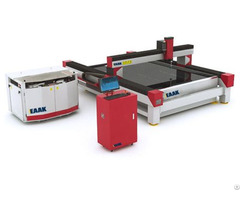 China Eaak Waterjet Cutting Machine For Sale