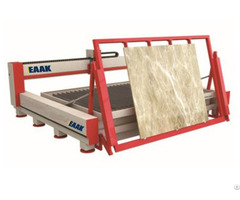 High Pressure Waterjet Cnc Cutter For Stone Glass Metal