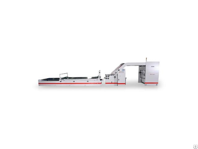 Dx 1450 1650 High Speed Litho Laminator