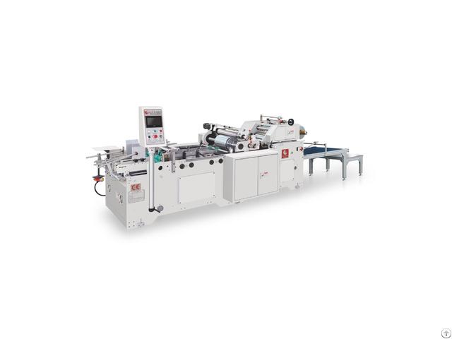 Tc 650 1100 Full Auto High Speed Window Patching Machine