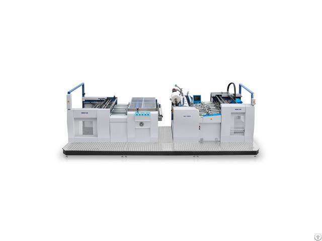 Sc 1050 Full Automatic Thermal Film Laminator