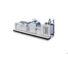 Sw 820 Automatic Thermal Film Laminator