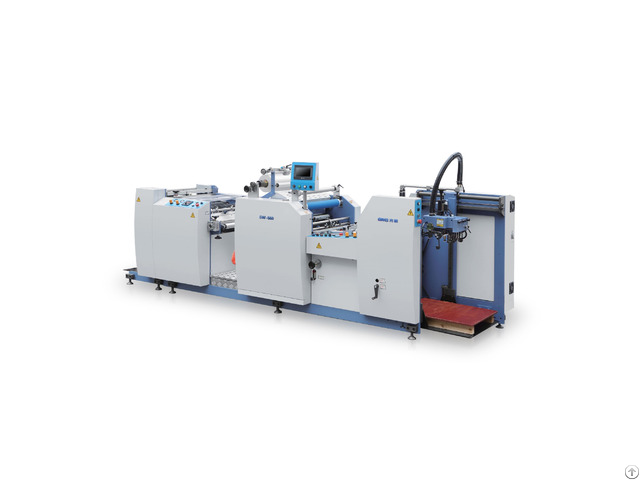 Sw 560 Automatic Thermal Film Laminator