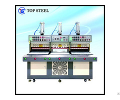 Ts 997c Seamless Heating Cooling Automatic Pressing Machine