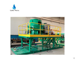 Vertical Cutting Dryer For Mud Recovery