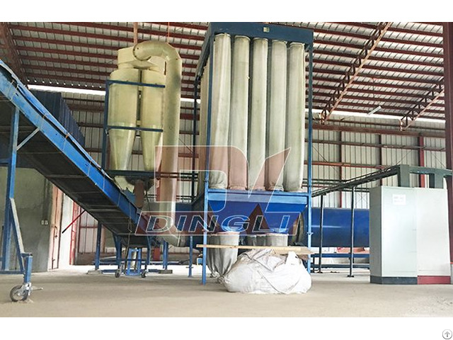 Agro Waste Crops Straw Dryer For Sliage Feeds