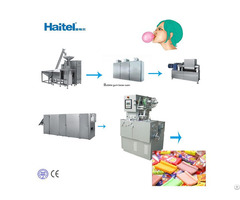 High Effciency Automatic Ball Bubble Gum Machine Good Price