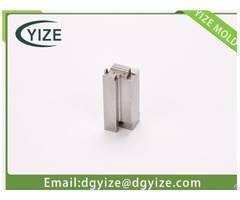 High Precision Edm Wire Cutting Plastic Mold Parts Manufacturing
