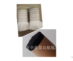 Double Drawn Goat Hair For Cosmetic Brush