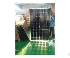 370w Bifacial Mono Double Glass Solar Module