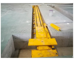 Single Corrugated Line Track