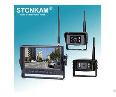 Hd 7 Inch 720p 2 4ghz Digital Wireless Backup Camera System