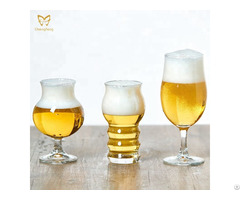 Custom Beer Glass With Your Brands