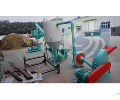 500kg Animal Feed Pellet Plant Manufacturer