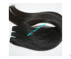 24inch Best Weaving Hair Extensions Double Straight