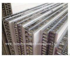 Stone Honeycomb Panels For Curtain Wall Envelope
