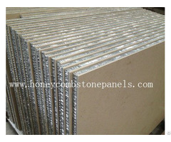 Honeycomb Stone Panels For Curtain Wall Envelope