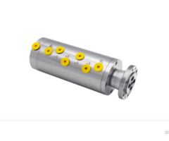 K Series High Speed Pressure Multi Way Rotary Joints