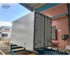 Aluminium Van Truck Body