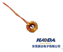 China Modern Design Low Cost Toroidal Core Coil Magnetic Ring Inductance Coils Wholesale
