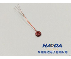 High Quality Low Cost Hot Sale Frequency Toroidal Core Coil Magnetic Ring Inductance Coils