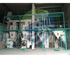 Inudstry Animal Feed Pellet Production Line