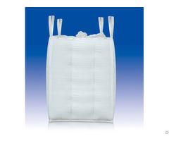 Jumbo Baffle 4 Panel Formstable Fibc 1ton Bag Pp Virgin
