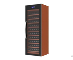 Wood Wine Refrigerator Design And Development