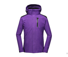 Men S 100%polyester And Inner Fleece Coat