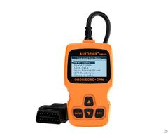 Autophix Om123 Multi Languages Obd2 Car Diagnostic Tools For Engine System
