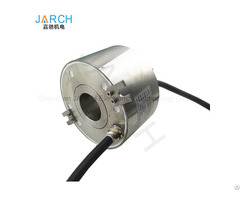 Ip67 Ip68 4 Channel 120a Underwater Connector Stainless Steel Slip Ring