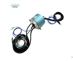 Forj Electro Optical Slip Ring For Encoder Servo Motor Signal Line