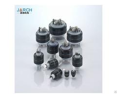 Electrical Rotating Connector Multi Conductors Mercury Slip Rings