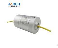 Electro Slip Ring Joint Hydraulic Pneumatic Rotary Union For Ice Cream Machine
