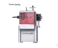 Customize Us 220 0 5mm To 2mm 2 Axis Coiling Machine Spring Making Machinery