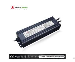 Phase Cut Dimmable Waterproof Ip67 120v 277v 200w 12v 24v Power Supply