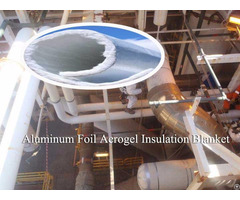 Silica Aerogel Insulation Blanket For Pipes Or Equipment