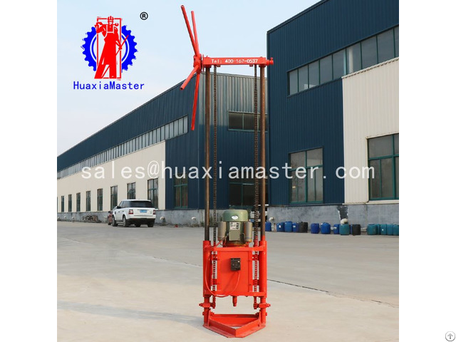 Qz 1a Two Phase Electric Sampling Drilling Rig
