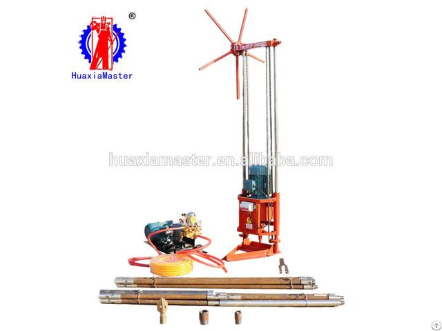Qz 2a Three Phase Electric Sampling Drilling Rig