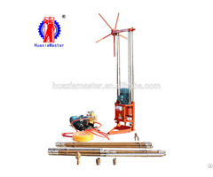 Qz 2a Three Phase Electric Sampling Drilling Rig