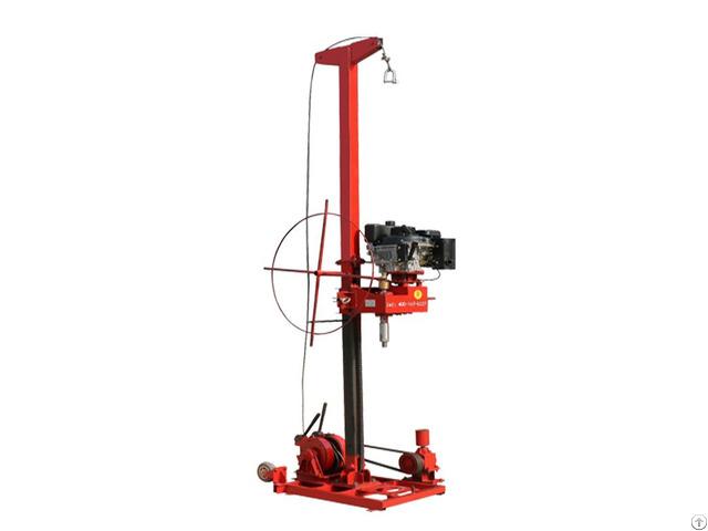Qz 3 Diesel Engine Sampling Drilling Rig